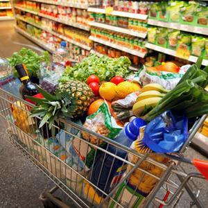 Магазины продуктов Катунков