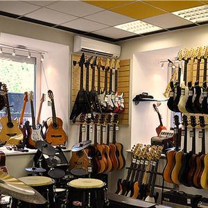 Музыкальные магазины Катунков