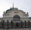 Железнодорожные вокзалы в Катунках