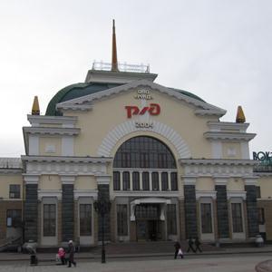 Железнодорожные вокзалы Катунков